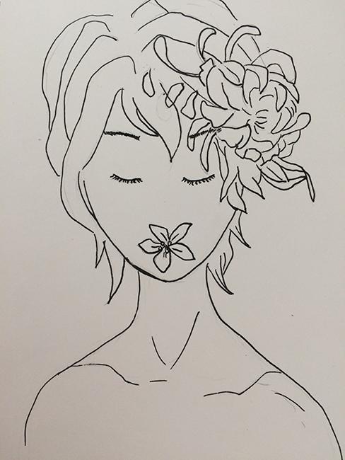 drawing,painting,手绘,插画,画画
