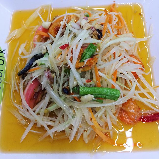 Thailand Food泰国美食